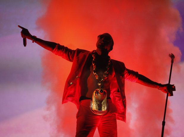 Kanye West Live