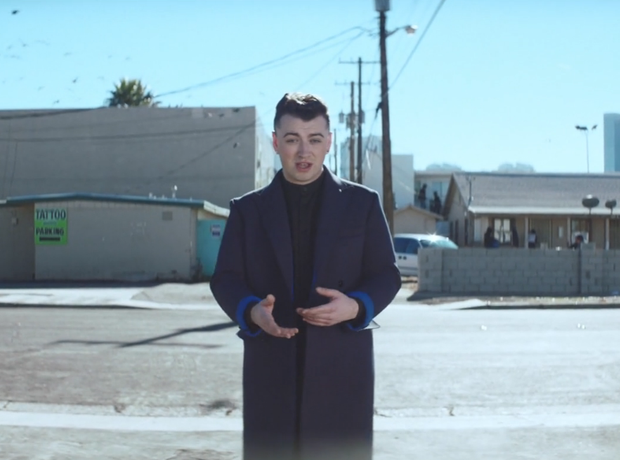 Sam Smith Money on my mind video