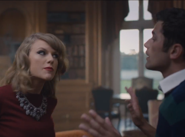 Taylor Swift Blank Space Video 5