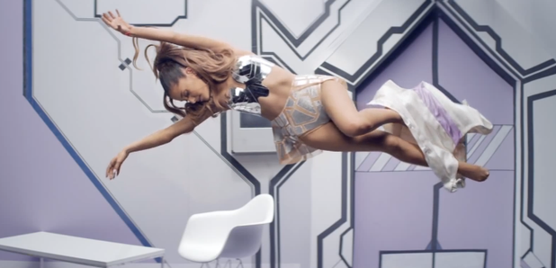 Ariana Grande Music Video Moments 3