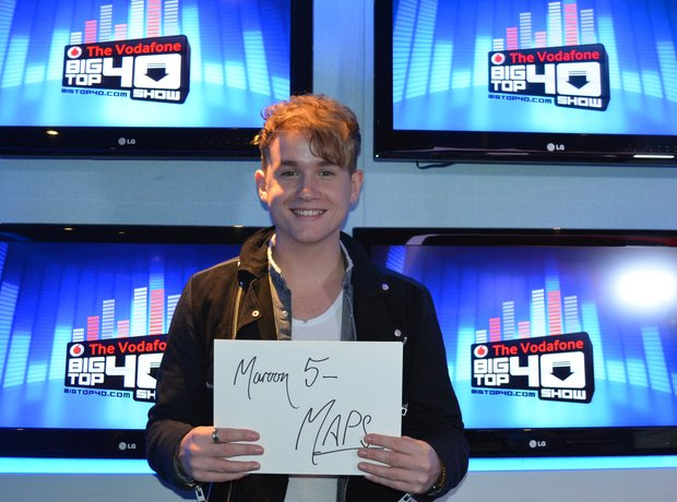 Danny Rixton Best Video Big Top 40