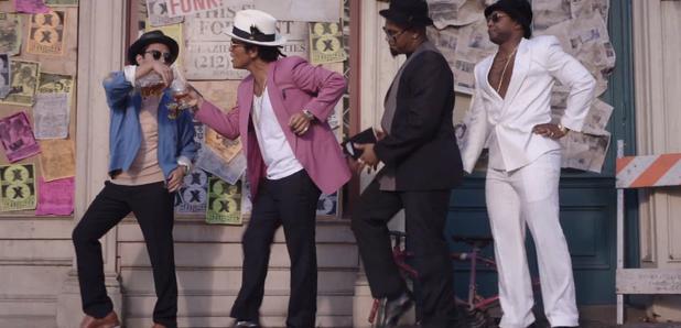 Uptown Funk Bruno Mars Video