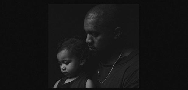 Kanye and North