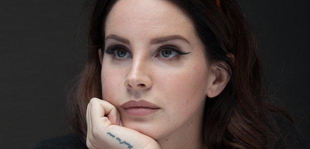 Lana Del Rey Big Eyes Film Junket