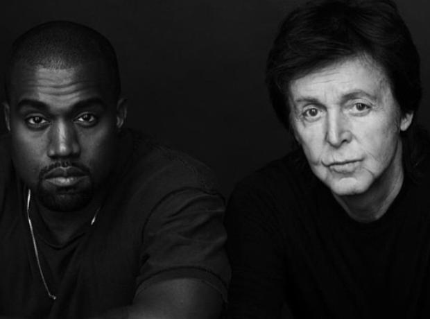 Paul and Kanye