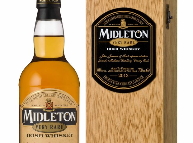 Midleton whiskey