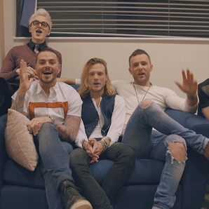 McBusted One Direction Tour