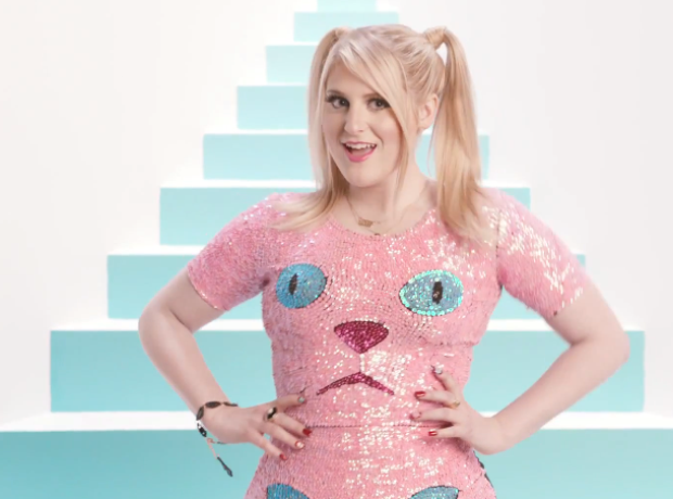 Meghan Trainor Lips Are Movin Video