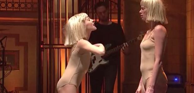 Sia Saturday Night Live