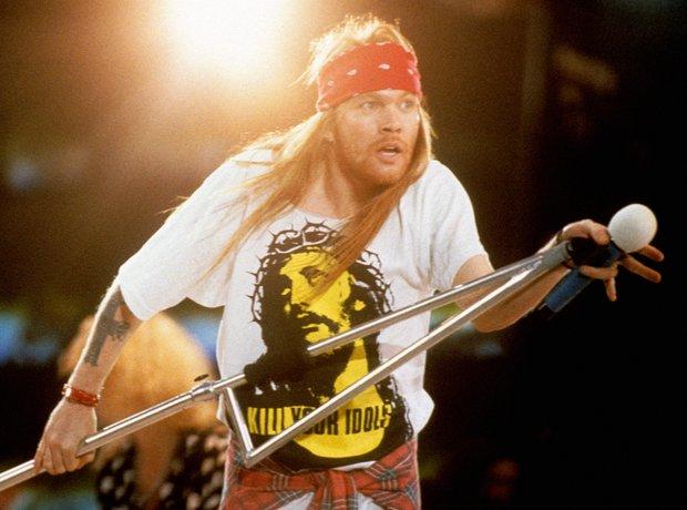 Guns N Roses 1992