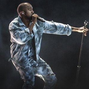 Kanye West Wireless 2014