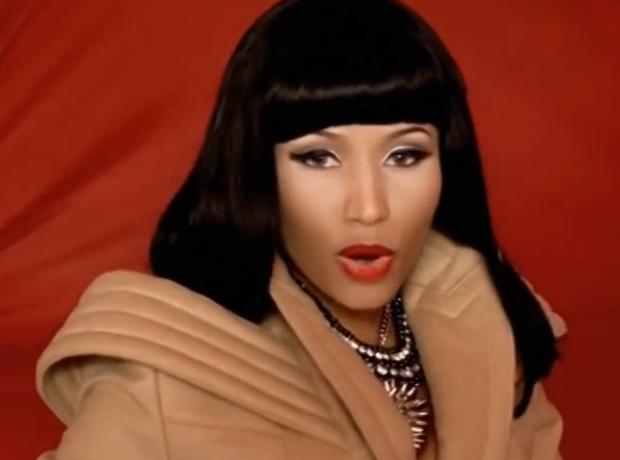 Nicki Minaj Your Love