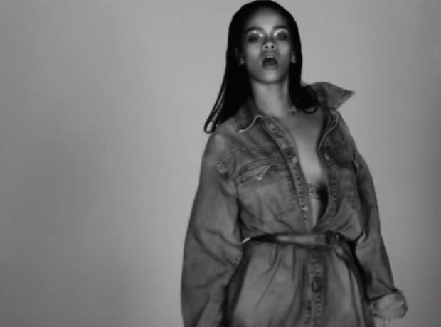Rihanna FourFiveSeconds