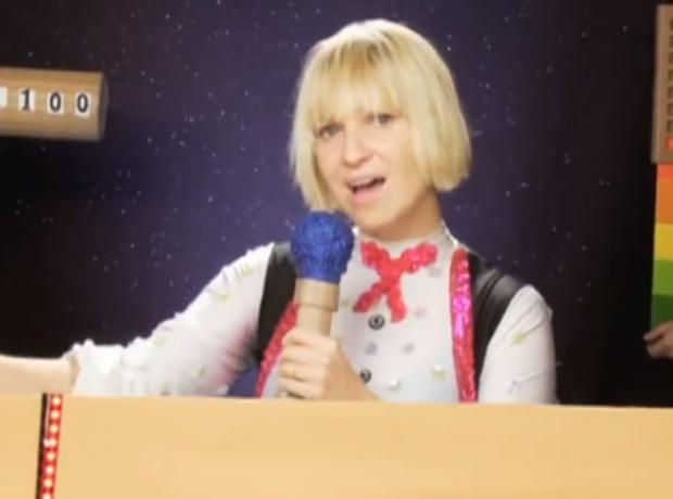 Sia Music Video 5