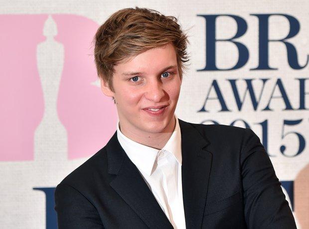 George Ezra at the Brit Awards 2015