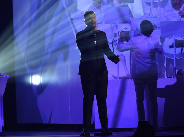 Sam Smith BRIT Awards  2015 Performance