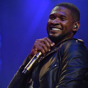 Usher Press Shot