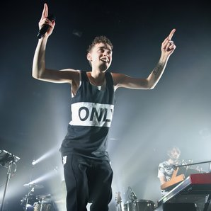 Years and Years  performing at Heaven