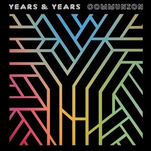 Years & Years Communion Album Artwork
