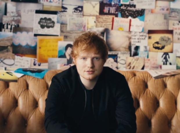All Of The Stars Ed Sheeran Music Video