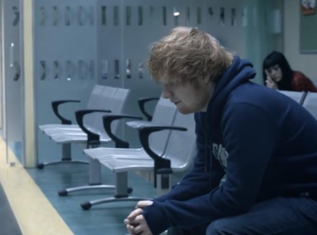 Ed Sheeran Small Bump Music Video