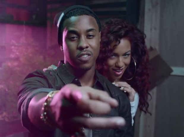 Natalie La Rose and Jeremih Somebody Video still
