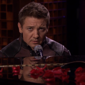 Jeremy Renner Thinking Out Loud