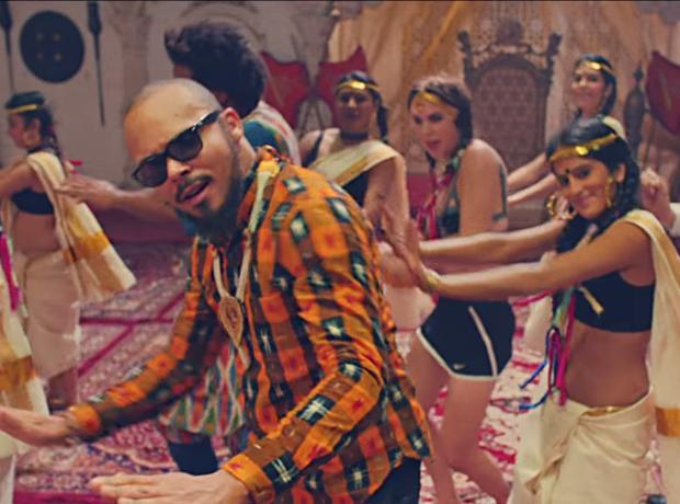 Major Lazer Lean On Music Video