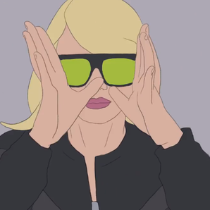 Shake It Off Taylor Swift Rotoscoped