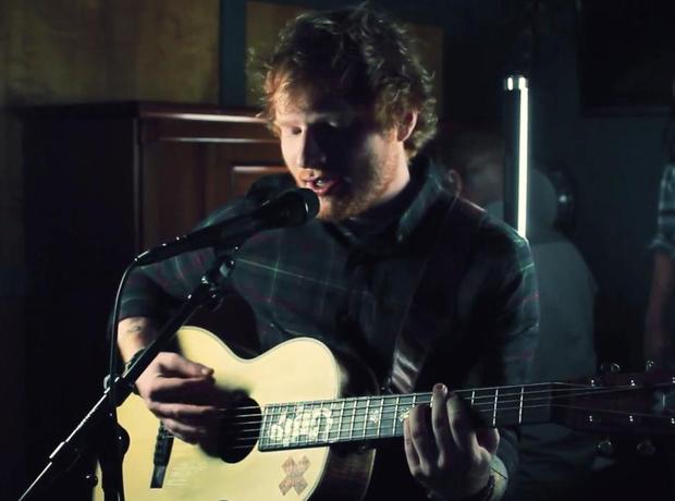 Ed Sheeran Fetty Wrap Cover