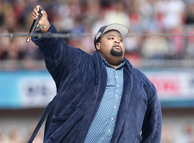 LunchMoney Lewis Live at the Summertime Ball 2015
