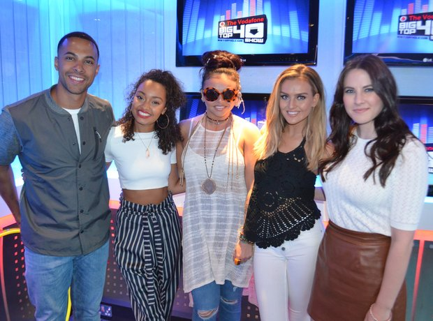 Marvin Kat Big Top 40 Little Mix
