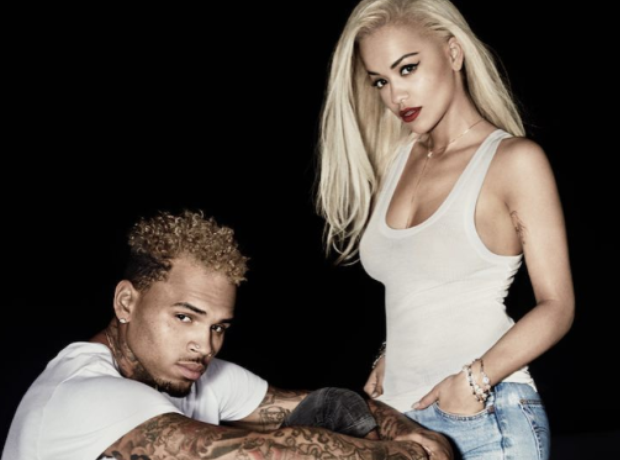 Chris Brown Rita Ora Body On Me promo image