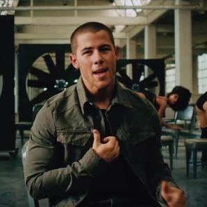 Nick Jonas Levels Music Video