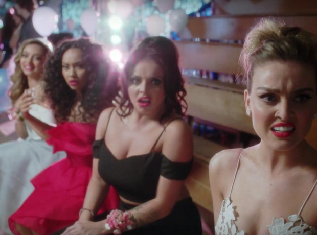 Little Mix Love Me Like You Video