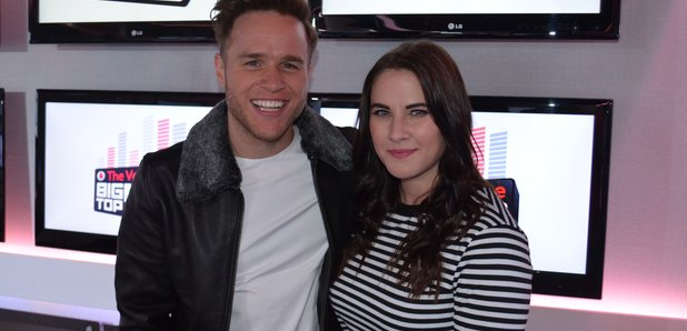 Kat Shoob Olly Murs Big Top 40