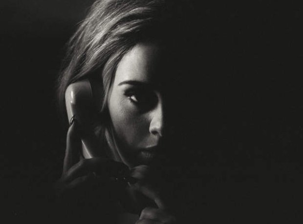 Adele Hello Artwork