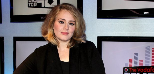 Adele Big Top 40 Studio