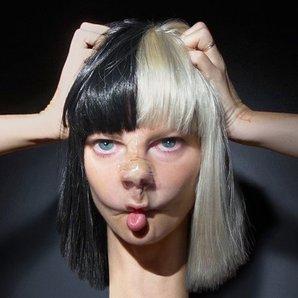 Sia 'This Is Acting' Album Cover