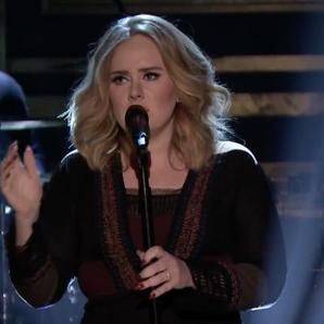 Adele The Tonight Show