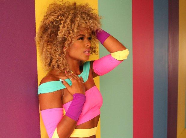 Fleur East Sax Music Video