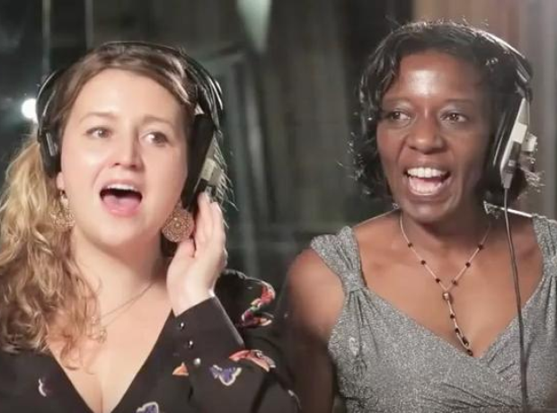 NHS Choir A Bridge Over You