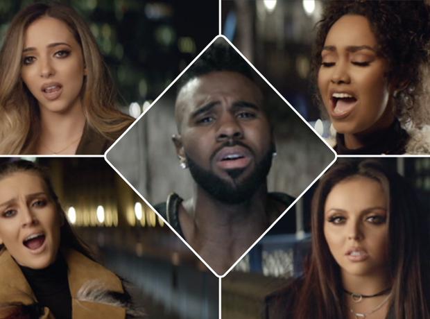 Little Mix & Jason Derulo - Secret Love Song video