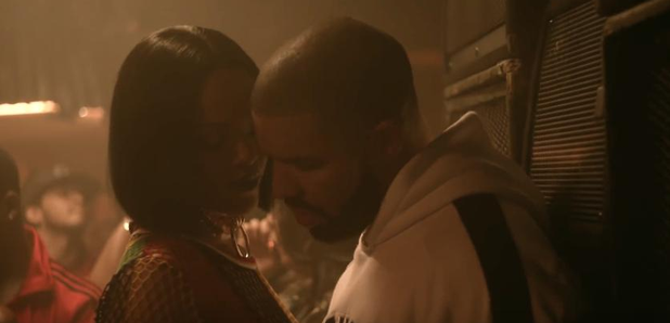 Drake Rihanna Work Video