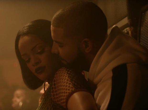 Rihanna And Drake Work Video Teaser