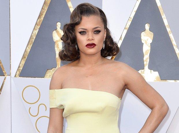 Andra Day at the Oscars 2016