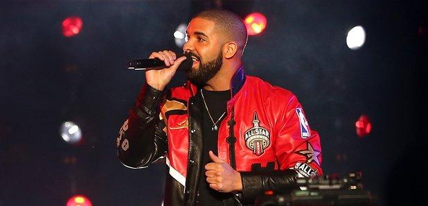 Drake on stage 2016