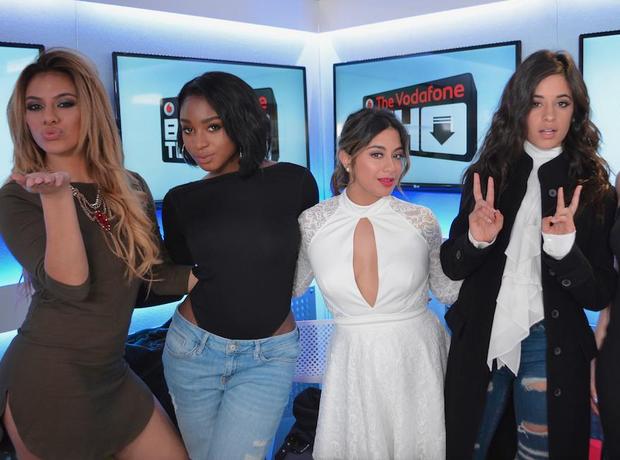 Fifth Harmony Big Top 40 Studio