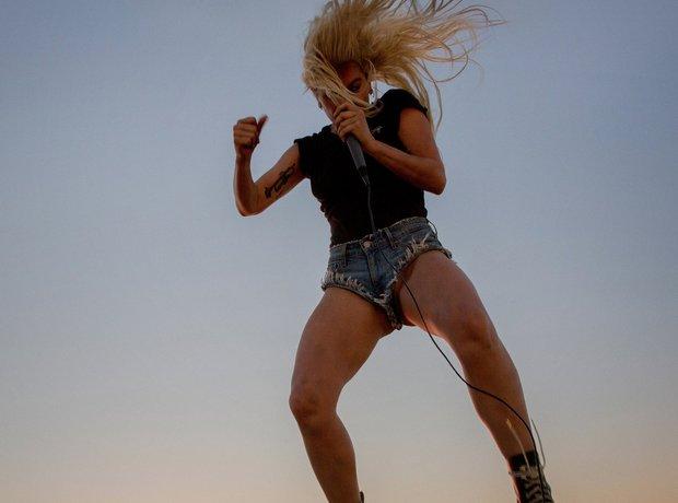 Lady Gaga - 'Perfect Illusion'