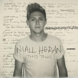 Niall Horan This Town Cover